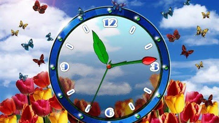 Скачать Часы Красивые Обои Бесплатно