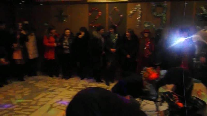Новогодний Бал-Маскарад 2019г. Малоустьикинский СДК.(10)