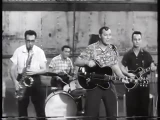 Bill haley  his comets - hot dog buddy buddy - from dont knock the rock - hq 1