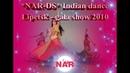 Chalak Chalak | Devdas |*NAR-DS* Indian dance Lipetsk - gala show 2010 (ॐ Shiva ॐ)(Z U)