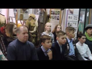 Фотовыставка Валерия Колдунова в Дятьковском историко-краеведческом музее. Видео 2.