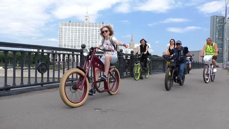 Megavel Bike Club M B C круиз 22 июня 2019
