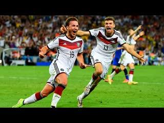 Германия 1-0 Аргентина | Финал ЧМ-2014