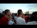 07.07.2018. Фан-зона ЧМ - 2018. 1/4 финала. Россия - Хорватия. Часть 1