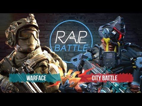 Рэп Баттл - CityBattle Virtual Earth vs. Warface (Реванш)