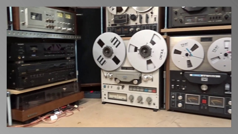 My vintage hifi collection 2018 marantz pioneer technics akai sansui sony...