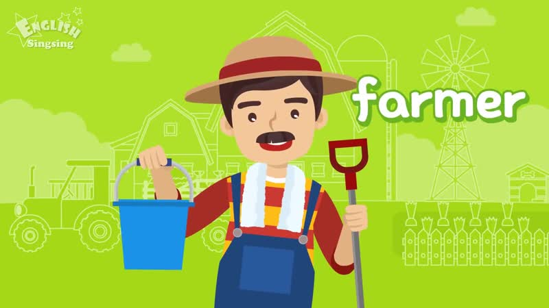 Kids vocabulary Old Jobs Lets learn about jobs Learn English for kids