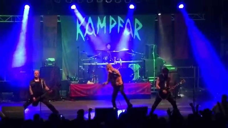KAMPFAR - Ravenheart (25.04.2014 Lichtenfels) HD