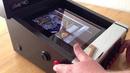 ICade Mini Cabinet demo playing The Pinball Arcade