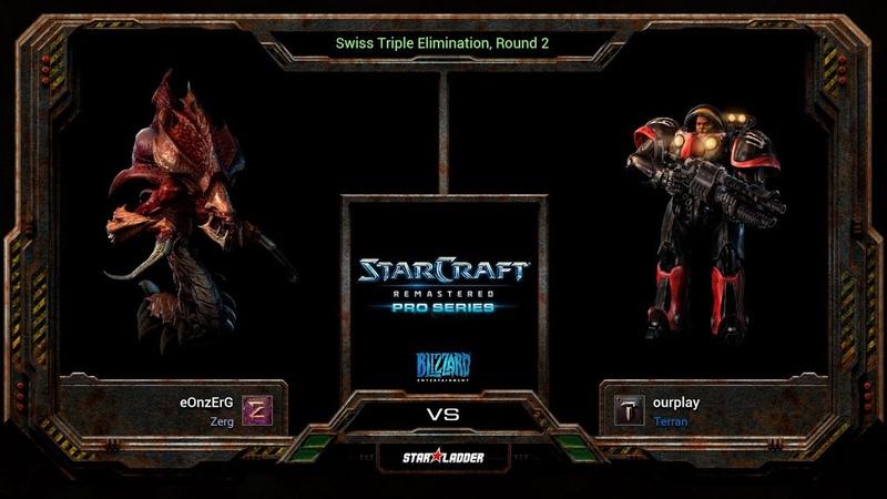 SCRemastered Pro Series Main Stage Round 2 Match 4 eOnzErG (Z) vs ourplay (T)