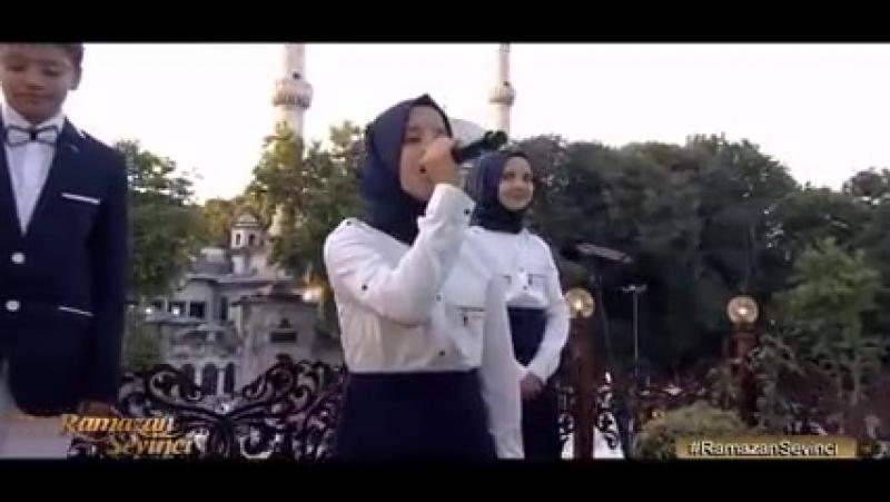 Beautiful Islamic Arabic Nasheed - Ramadan2018 ( 240 X 426 ).mp4