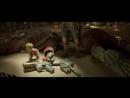 Побег Йонду, Ракеты и Грута из плена. Стражи Галактики 2 (хорошее настроение, Мстители, беглецы, смерти, убийство, герои космос)