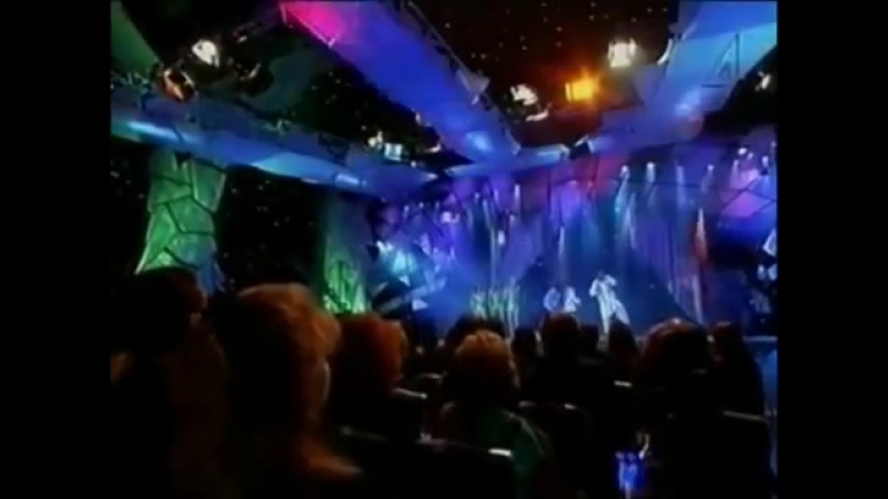 Dr Alban Look Whos Talking Live at World Music Awards 1994