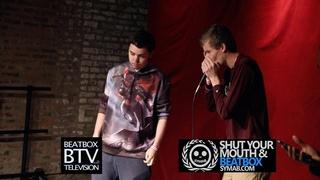 AUDICAL vs  ZVD / Top 16 - Midwest Beatbox Battle 2018