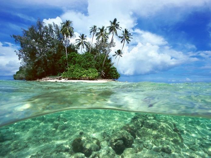 Соломоновы Острова в Тихом океане, изображение №2