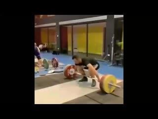 Back flip snatch