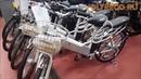 Электровелосипед E-motions Dacha Дача 350W Li-ion Обзор Voltreco