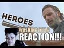 The Walking Dead Heroes by Zurik 23M REACTION
