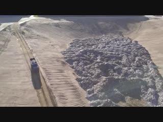 Как перерабатывают мусор в Солопово