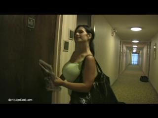 Denise Milani Chicago 1 ( erotic, эротика, fetish, фетиш, busty, model модель )