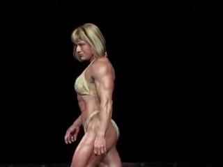 Best of women's muscle power