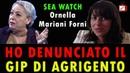 HO DENUNCIATO IL GIP DI AGRIGENTO E I PARLAMENTARI A BORDO DELLA SEA WATCH