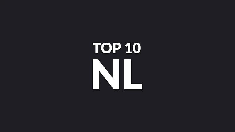 Top 10 Nederlandse Speler Video