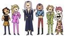 Is Abbacchio gay or european JoJo's Bizarre Adventure animatic