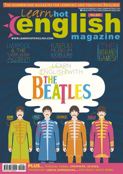 Learn Hot English  Issue 202  March 2019