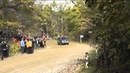 Rally Tuapse-2011. SS3 Crash