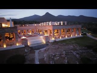 Grecotel cape sounio luxury resort in athens