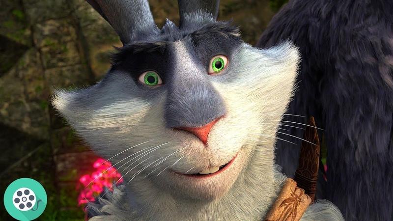 Лабиринт пасхального кролика. Хранители снов (2012) год.