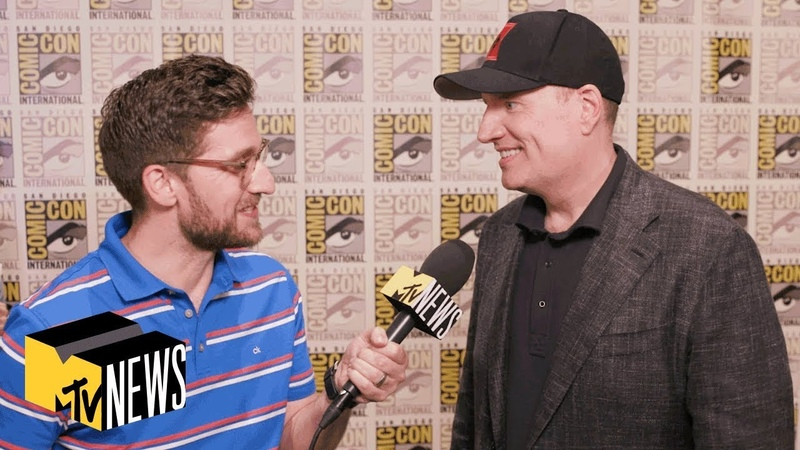 Marvel's Kevin Feige on 'Avengers' MCU Phase 4 | MTV News
