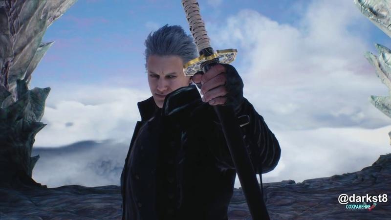 Devil May Cry 5 Vergil - Dante Must Die No Damage (In Russian)