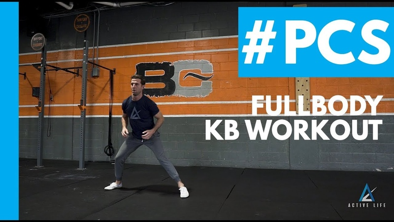 Kettlebell Recovery Workout PCS 20190910
