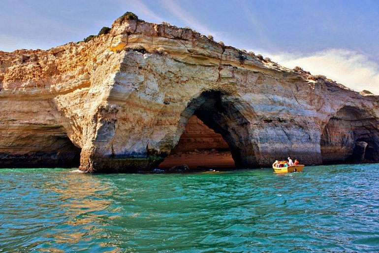 Алгар-де-Бенагил. Пляж в пещере. + Фото, изображение №6