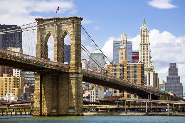 Достопримечательностей Нью-Йорка, изображение №8