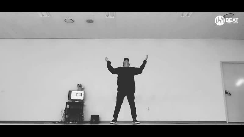 DANCE PRACTICE | 070819 | Byeongkwan @ Nirvana - samsmith(harry fraud remix) choreography by keone madrid