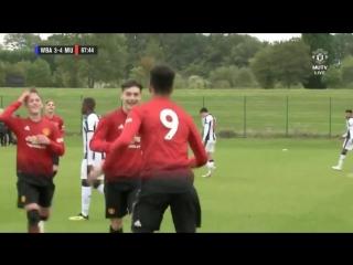 WBA 3 - 4 Manchester United U18 Mason Greenwood X2, Aliou Traore Brandon Williams MUFC