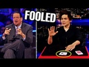 Shin Lim RETURNS And FOOLS Penn Teller With The Best Card Trick in Fool Us History