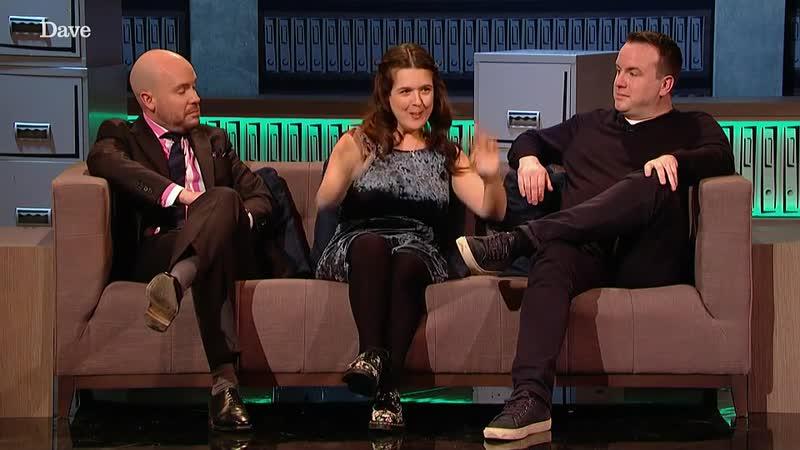Jon Richardson: Ultimate Worrier 2x09 - Holidays (Tom Allen. Matt Forde, Rosie Jones)