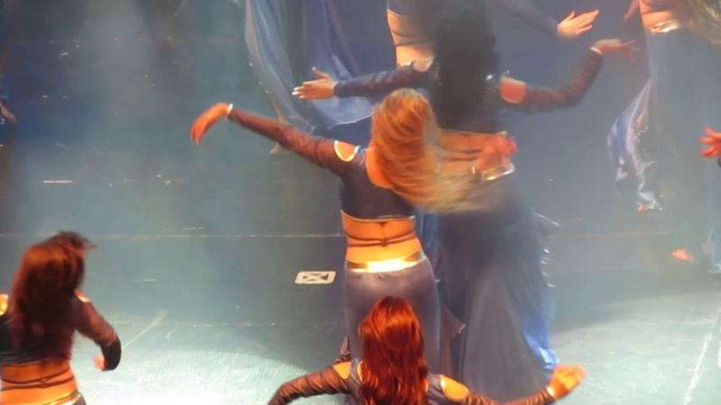 SURAIA Ballet Rakkasah Orquesta Mario Kirlis - Alf lela u lela