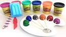 Готовим Разноцветное Мороженое Открываем Сюрприз-Коробочки - Щенячий Патруль