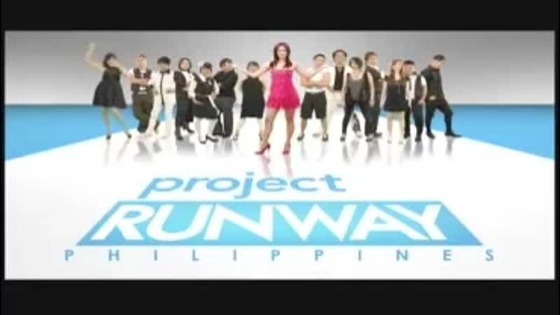 Проект Подиум Филиппины Project Runway Philippines Season 1 Episode 3 смотреть онлайн без регистрации