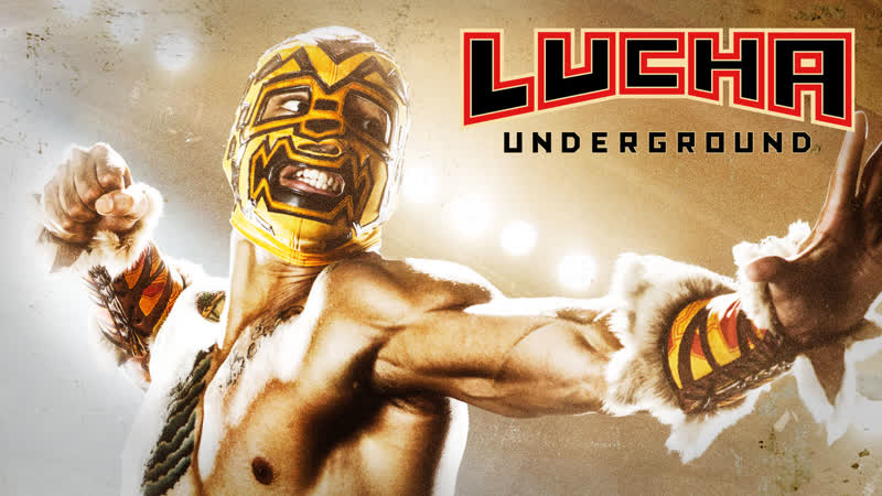 Смотрим Lucha Underground (Сезон 1, Серии 16-18)