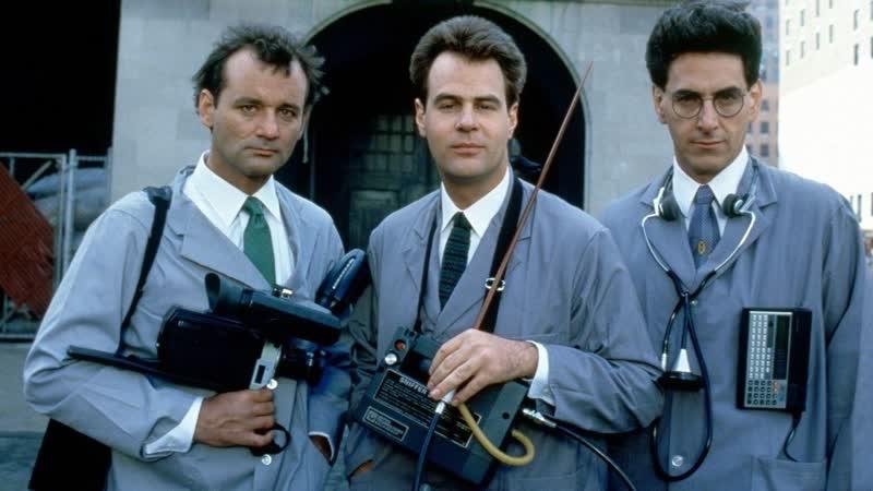 Охотники за привидениями 1984 перевод Живова мульт в начале