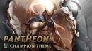 Pantheon the Unbreakable Spear Login Screen League of Legends