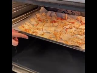 Домашние чипсы за 5 мин.
