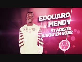 Edouard mendy • stade de reims
