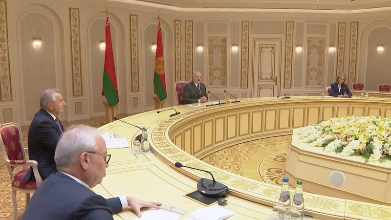 Лукашенко о критике по поводу авторитаризма
